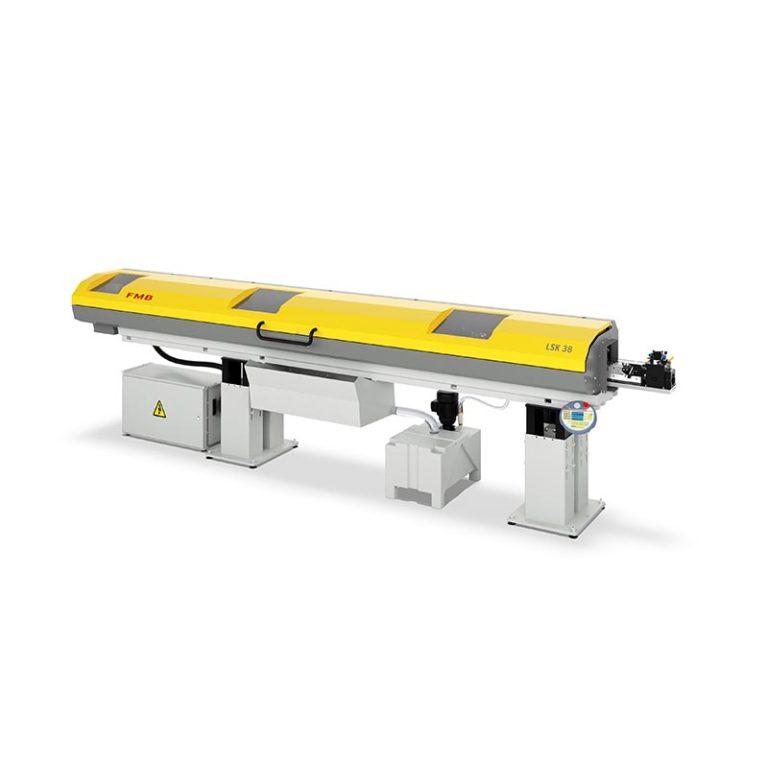 Cargadores de barras para CNC