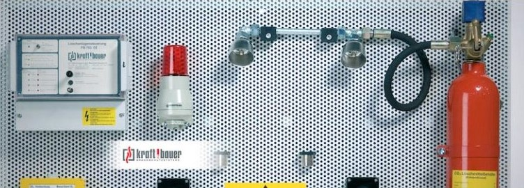 Kraft-Bauer líder en sistemas contra incendios