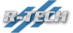 Logo R-tech accesorios CNC