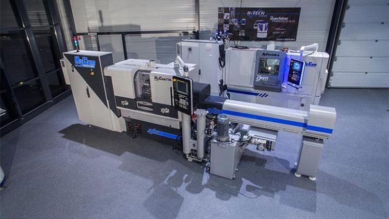 R-tech accesorios CNC